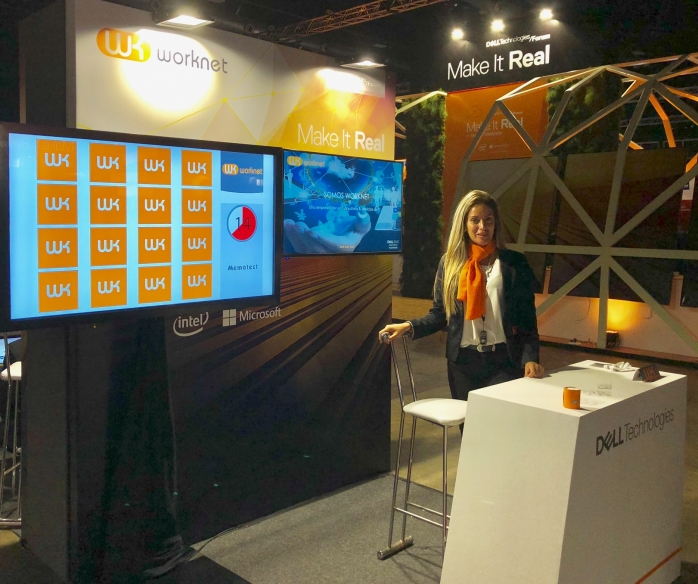 Worknet presente en Dell Forum