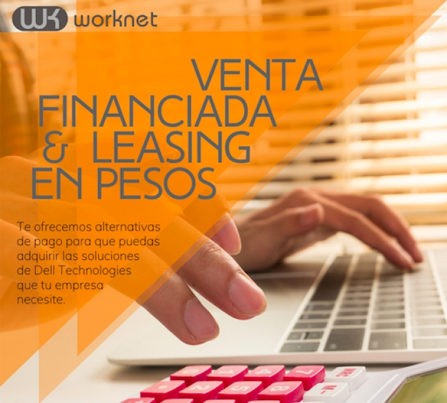 Venta Financiada & Leasing en pesos